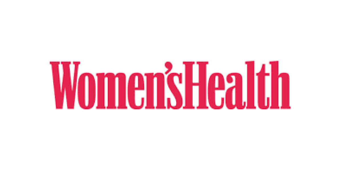women's health magazine logo