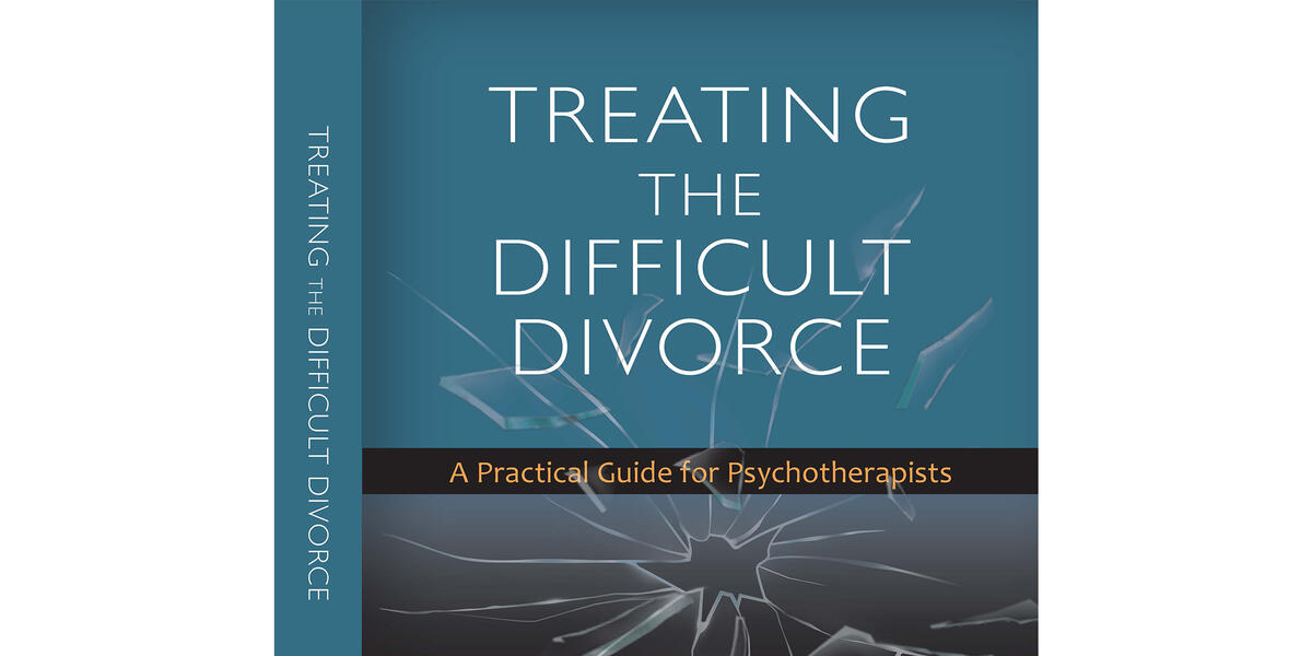 newly published book by the family institute therapist and scholar