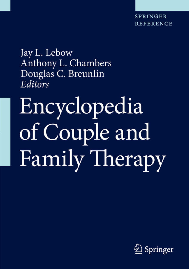 Encyclopedia of Couple and Family Therapy book cover