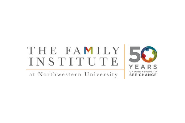 the family institute 50th anniversary logo