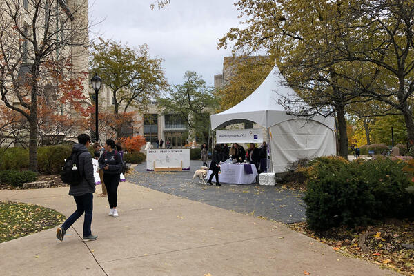 Perfectly Imperfect NU campus event