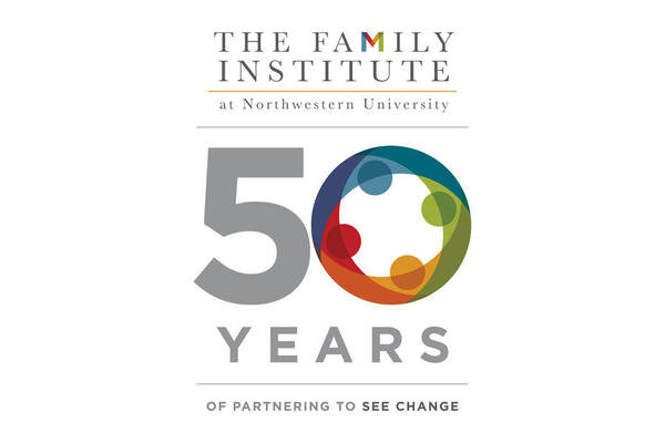 The Family Institute's 50th anniversary logo